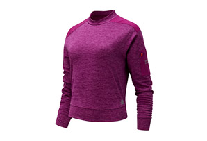 NB Heat Grid Long Sleeve - Women's
