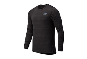 Q Speed Fuel Jacquard LS - Men's