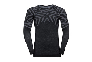 SUW Kinship Warm Long Sleeve Crew - Men's