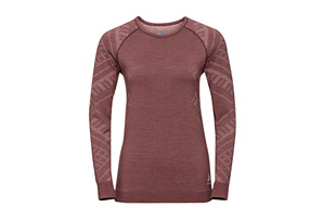 Natural + Kinship Warm Long-Sleeve Base Layer Top - Women's