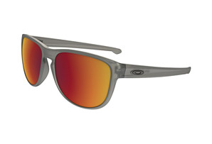 Oakley Sliver Round Polarized Sunglasses