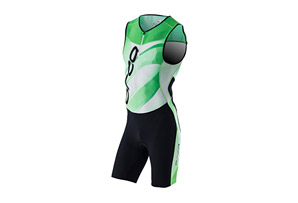 Orca 226 Komp Print Race Suit - Men's