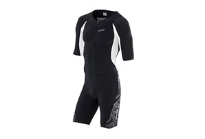 Orca 226 Short Sleeve Race Suit - Men's