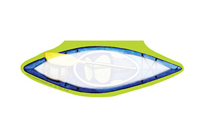 Kayak Note Pad