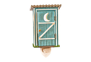 Outhouse Nightlight