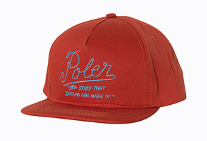 Poler Dreams Snap Back - Men's