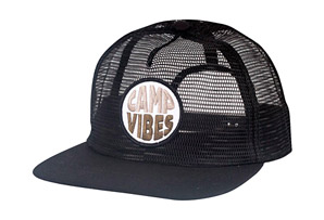 Poler Pop Top Full Mesh Trucker Hat