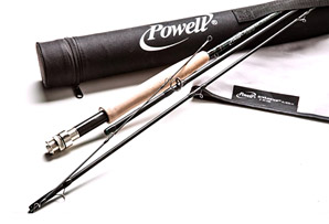 Powell Rods Endurance 893-4 FLY