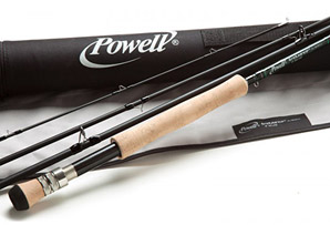 Powell Rods Endurance 909-4 FLY