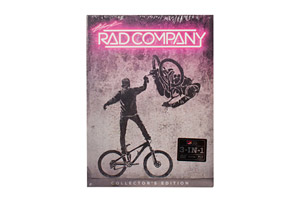 Rad Company Collector's Edition 3-IN-1 Combo pack