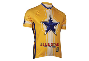 Retro Image Apparel Two North Coast Blue Star Jersey - Men's