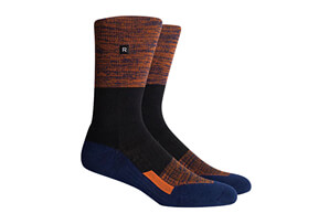 Richer Poorer Statik Athletic Socks