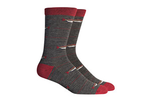 Richer Poorer Angler Hiking Socks