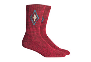 Richer Poorer Baldwin Hiking Socks
