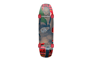 Rayne Slide Series Catalyst Complete Longboard