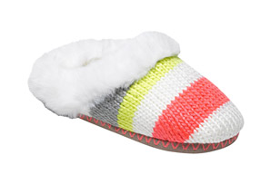 Roxy Gingersnap Slippers - Women's