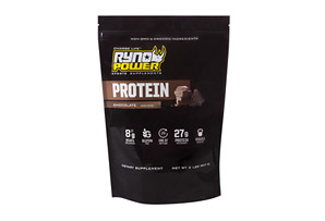 Chocolate Protein - 20 Servings