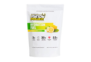 Lemon Lime Hydration Fuel - 20 Servings