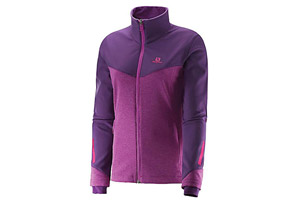 Salomon Pulse Softshell Jacket  - Women's