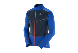 Salomon Equipe Vision SS Jacket - Men's