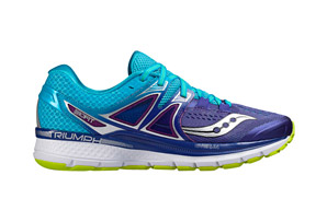 Saucony Triumph ISO 3 Shoes - Women's