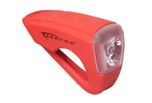 Serfas Silicone USB Front Light