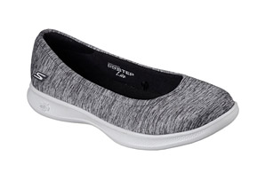Skechers Go Step Lite Streak Slip-On's - Women's