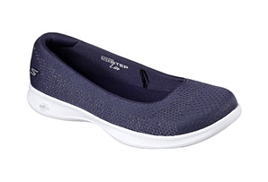 Skechers Go Step Lite Stardust Slip-On's - Women's