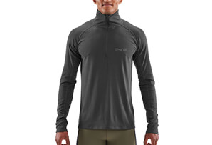 Activewear Unden Light Midlayer w/Zip - Men's