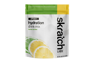 Skratch Labs Lemon & Lime Sport Hydration Drink Mix - 60 Servings