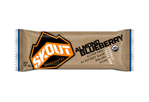 Skout Backcountry Blueberry Almond Trailbar - Box of 12