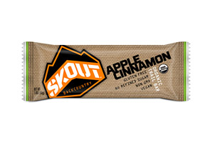 Skout Backcountry Apple Cinnamon Trailbar - Box of 12