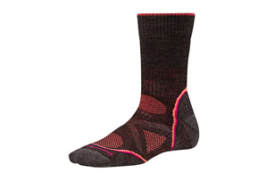SmartWool PhD Outdoor Medium Crew Socks - Women's