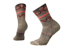Smartwool PhD Outdoor Light Pattern Socks - Women's