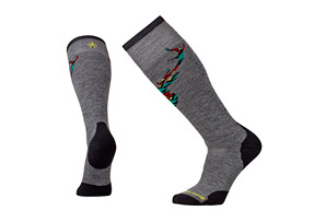 Smartwool PhD Slopestyle MD Akaigawa Socks