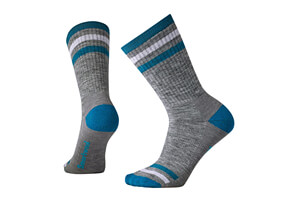 Smartwool Stripe Hike Medium Crew Socks - Women's