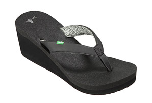 Sanuk Yoga Zen Wedge Sandal - Women's