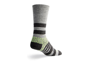 SockGuy Repel Wool Crew Socks
