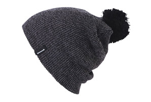 Spacecraft Peppered Pom Beanie