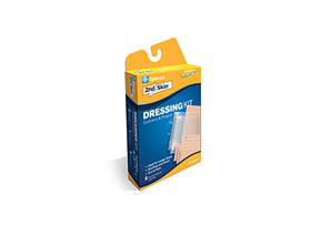 Spenco 2nd Skin Sports Dressing Kit