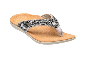 Spenco Yumi Floral Sandals - Women's