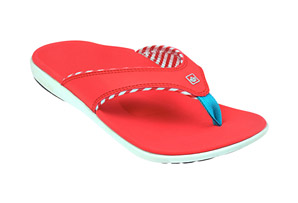 Spenco Candy Stripe Sandals - Women's