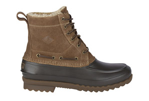 Sperry Decoy Chelsea Shearling Boots - Men's