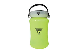 Seattle Sports Firewater LED USB/Solar Multi-Bottle