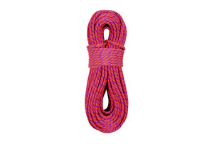 Sterling Rope Evolution Helix Neon Orange Dry 50M