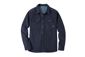 Saratoga Cord Shirt - Men's