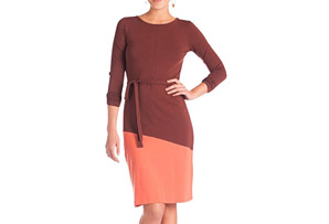Synergy Tatiana Long Sleeve Dress - Women's