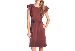 Synergy Raphael Short Sleeve Dress - Women's