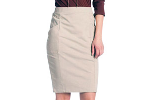 Synergy Pencil Skirt - Women's
