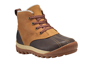 Timberland Mt Hayes WP Chukka Boots - Women's